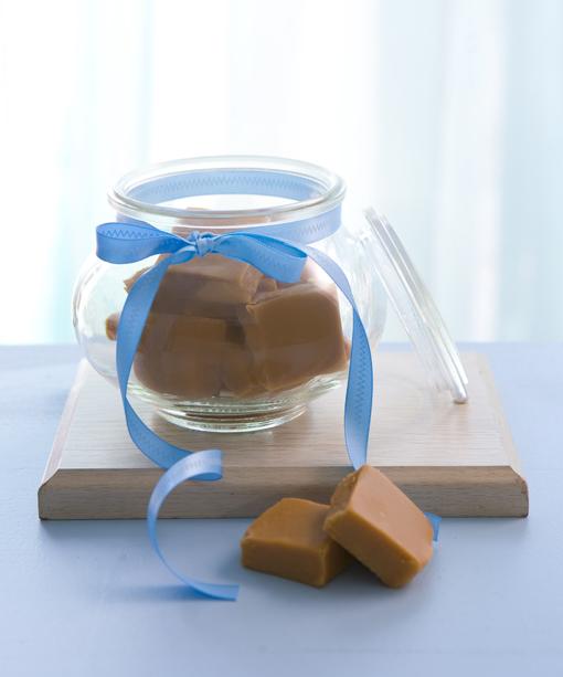 Microwave condensed milk fudge Recipe