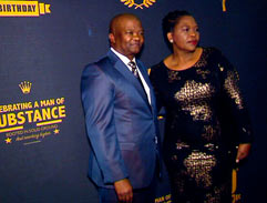 General Bantu Holomisa Celebrates his 60th Birthday