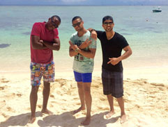 Kagiso Rabada and JP Duminy join Top Billing in Mauritius