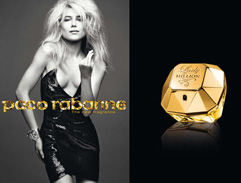 Paco Rabanne Lady Million Launch