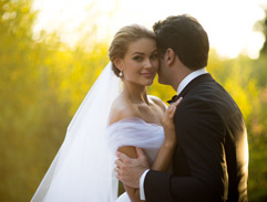 Top Billing features Rolene Strauss' wedding