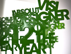 Absolut VISI Awards 2012