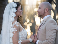 Actor and model couple weds in Magaliesburg