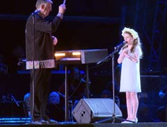 Amira Willighagen's got talent