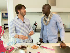 At Home with Eric Lanlard