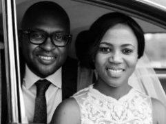 Azola Zuma and Mncedisi Mayekiso got hitched and we were invited