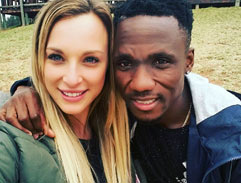 Bafana ace Teko Modise on Top Billing