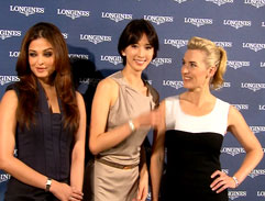 Behind The Scenes with Longines Watches