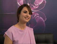 Behind the Scenes with Mia Maestro