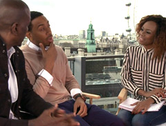 Bonang chats to the cast of Fast & Furious 6