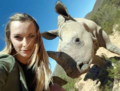 Celebrating International Rhino Day