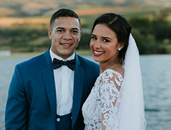 Cheslin Kolbe ties the knot on Top Billing