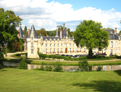 Ch�teau d' Esclimont with SureTravel