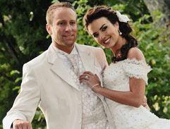 weddings featured on top billing