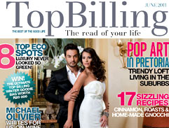 Cover Stars Lee-Ann Liebenberg and Nicky van der Walt