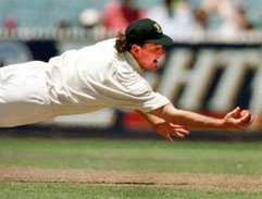 Cricket Legend - Brian McMillan