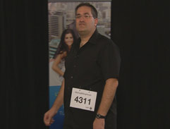 Damon Kalvari's Presenter Search audition