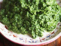 Easter Recipe - Creamed Spinach