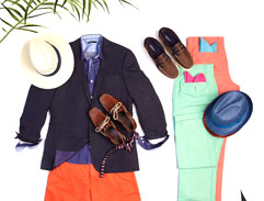 Fashion Tip: Men's Summer Fashion