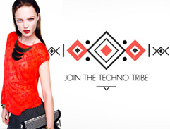 Fashion Tip: Techno Tribe
