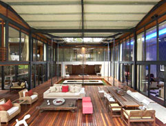 Hout Bay home in the Woods