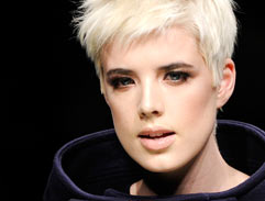 'It Girl' - Agyness Deyn