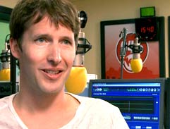 James Blunt chats to Top Billing