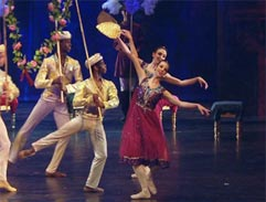 Joburg Ballet does the Eastern classic La Bayadere