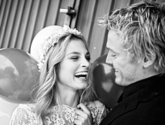 Joe Pietersen Ties the Knot