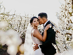 Juan de Jongh gets married in Stellenbosch