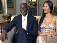 Kimora Lee Simmons & Mandela Day