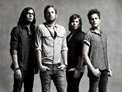 Kings of Leon Live in London
