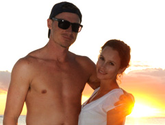 Long Beach with Dale Steyn