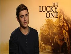 Meet the cast: The Lucky One
