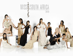 Miss SA 2010 is Crowned