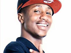 On the road to success with Hip Hop artist Emtee