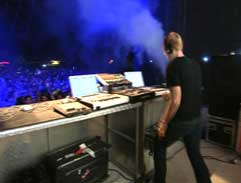 Paul Van Dyk on Top Billing