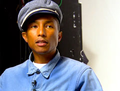 Pharrell Makes Fashion out of Waste