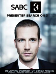 PRESENTER SEARCH ON 3 AUDITIONS