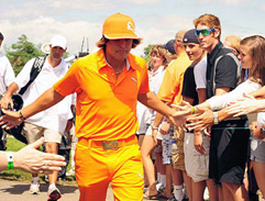 Rickie Fowler - Golf's New Kid on the Block