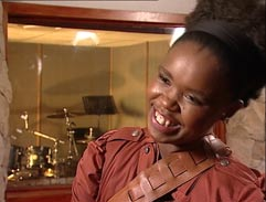 SAMA nominee Zahara on Top Billing