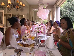 Sonia Sedibe's Baby Shower