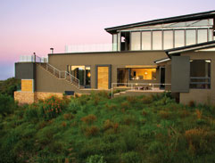 Sustainable Knysna home