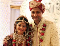 The beautiful wedding of Ashish Gangapersad on Top Billing
