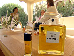 The secrets behind the Chanel No 5 fragrance