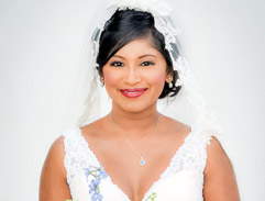 Top Billing attends the wedding of Vabakshnee Chetty