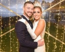 Top Billing attends the wedding of Andrew Chaplin of Locnville