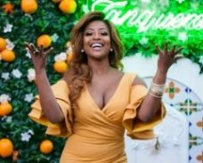 Top Billing attends the launch of Tanqueray Flor de Sevilla