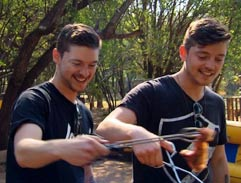 Top Billing braais with Locnville (LCNVL)