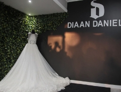 Top Billing catches up with bridal couture expert Diaan Daniels